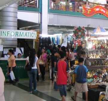 Greenhills Shopping Center Interior
