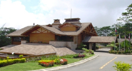 Camp John Hay Club House