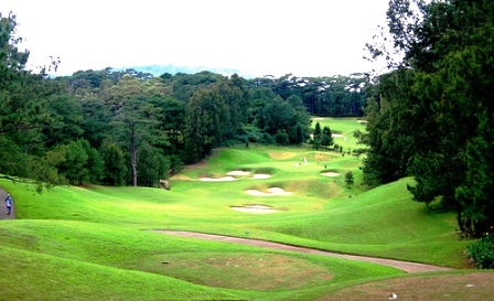 Camp John Hay Hole 1
