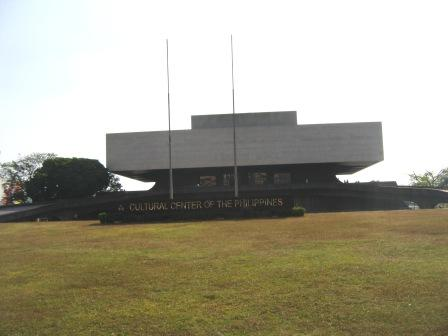 Cultural Center of the Philippines (CCP)