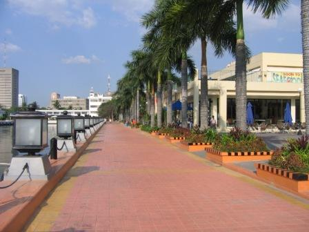 CCP Walkway Harbour Square