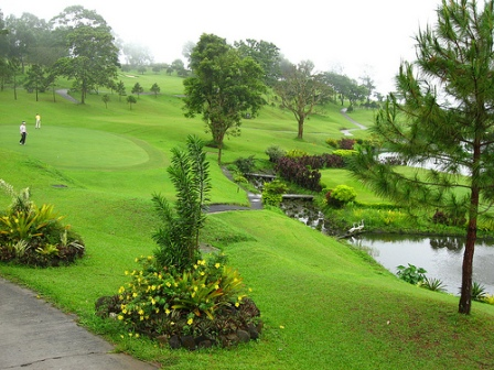 Evercrest Golf Club and Resort greens