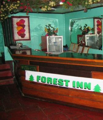 Forest Inn Baguio Reception