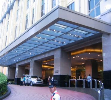 Casino filipino hyatt address