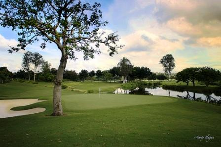 Manila Southwoods Golf Club Hole 16