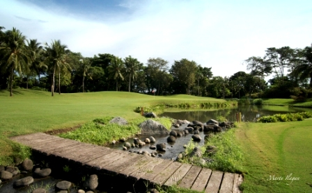 Manila Southwoods Golf Course - Bridge
