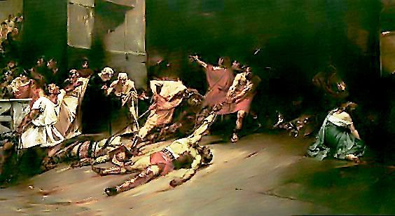 National Museum of the Philippines - Spoliarium