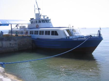 MV Bay Cruiser from Manila to Bataan