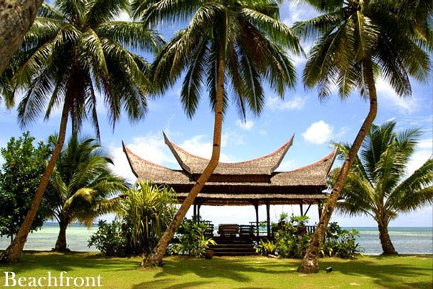Pansukian Tropical Resort Beachfront