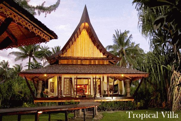 Pansukian Tropical Villa