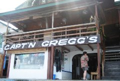 Captn Greggs Beach Resort Sabang Puerto Galera