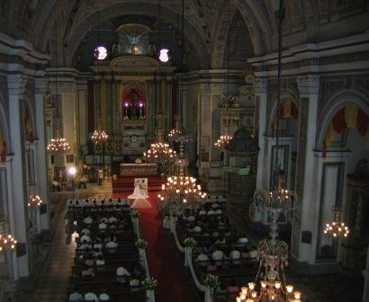San Agustin Church & Museum Wedding
