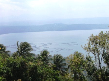 Lake Taal Fish Farms