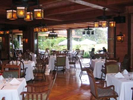 Camp John Hay Manor Dining