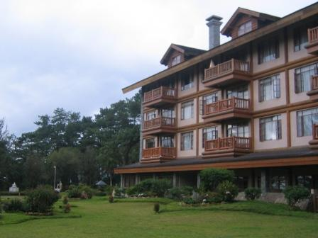 Camp John Hay Manor Grounds
