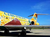 Cebu Pacific on time for air travel Philippines.