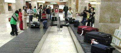 Mactan International Airport Baggage Collection