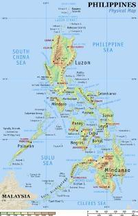Philippines Geography
