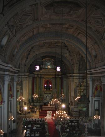 San Agustin Church Wedding