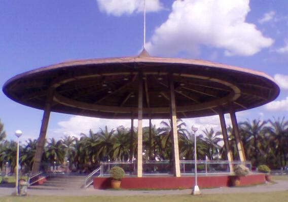 Salakot Arch Angeles City Philippines