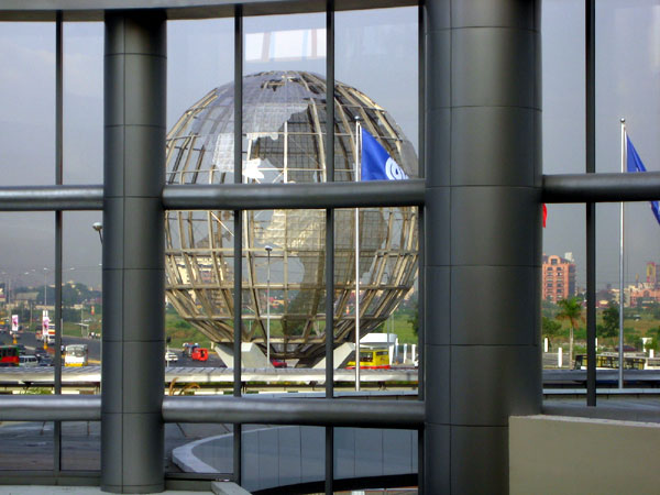 SM Mall of Asia Globe, this is at the roundabout, at the entrance.